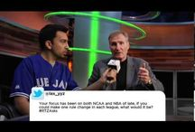 #RTZasks Jack Armstrong / You tweet a question using #RTZasks, we get it answered. This time, from 'The Coach' Jack Armstrong! / by Toronto Raptors