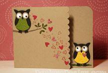 Cards to Make / by Heidi Greek-Hilchie