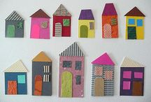 Green Crafts / Eco-friendly and green crafts to make with kids. / by Petit Eco Kids