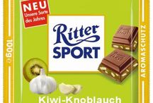 Ritter Sport  / by Diana Oo