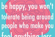 Quotes / by MissMaral