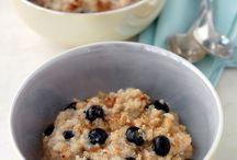 Breakfast  / Healthy ways to start the day / by Alana Salandy