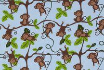Monkeys / by Lorraine Schloss