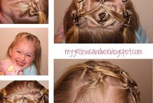 Beautiful Hair - Little Girls / by Brandon-April Drew
