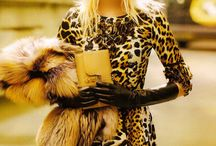 LEOPARD / all things animal printed / by HOGGER & Co. Photography