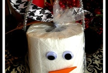 Christmas gag gift ideas / by Tina Townley