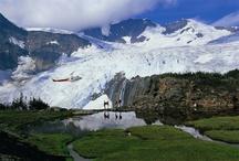 Heli-Hiking in the Canadian Rockies / by ElderTreks