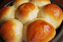 Love Fresh Bread / by Kiva S.