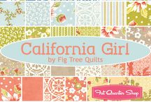 Boot Camp / Picking out fabrics for my first quilt is quite a challenge! / by Alissa Passantino