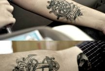 tattoos / by desire cooley