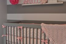 Baby Girls room / by Rebekah Flores