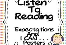 Teaching - ELA: 5 Listening to Reading / by Shelee Brim