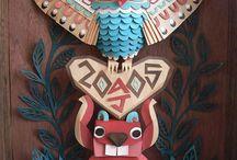 Owl / by Erica Jones