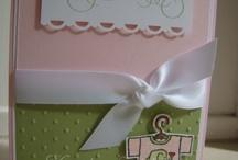 handmade card ideas / by Kim Chase