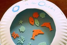 ocean crafts / by Theresa Welborn