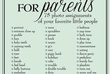 Photo Challenge: Parents / by Kimberly Maza