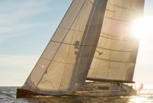 Luxury Sailing Yachts / by Bluewater