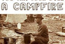 CAMPING / by Nicki Dame