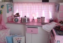 Little, Vintage Campers / by Southern Belle Magazine