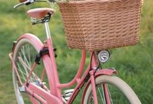 Bicyles -- for the love of ... / by Lisa Allen Lambert