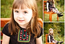 Photographing Older Children / Ideas for bday photo shoots for kids ages 5+ / by Lyndsay Doyle