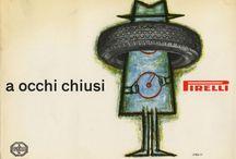 Tyre advertising / by Fondazione Pirelli