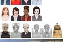 Doctor who / by Kelli Williams-Blank