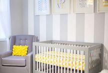 Allyson's baby nursery / by Courtney Richard