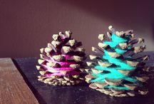 Holidays / DIY, crafts, decoration, Christmas, holiday / by Stephanie Johnson