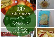 WHOLE 30 Challenge / by Marissa Mota Medranda