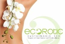 Ecorotic Green Sex Toys at Good Vibrations / by Good Vibrations