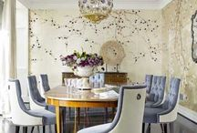Dining rooms  / by Sadie Garland