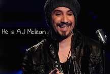<3 AJ McLean/Donnie Wahlberg <3 / by Sharon Falber