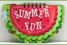 Summer Fun / by MyScrapChick.com