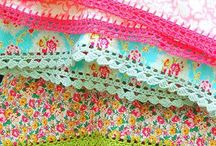 CREATING - If I could sew...crochet...knit... / by Shona Hendrycks
