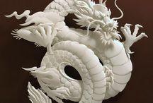 Dragons / by K. Iadoregon