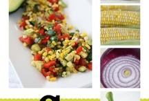 Healthy salads / by Brandi Heffner-Schmoyer
