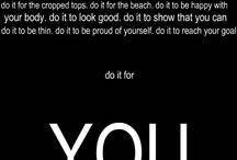 Motivation  / by Rachel Green