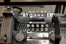 Knitting Machines / by Vintage Knitting