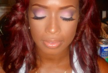 Makeup forever / by Miaisha Peoples