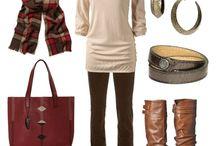Clothing / by Jennifer Hockman Hopkins