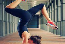 Fitness / by Megan Beard