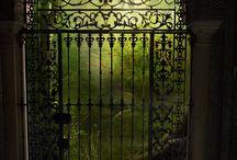 Gates / by Nancy Tait