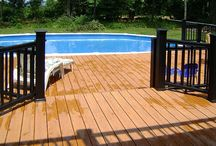 Pool Deck Ideas / by Wendy Alimo