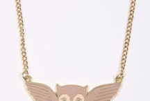 Current Obsession...Owls / by City Girl Vibe ♡Blog