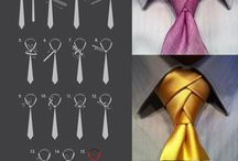 Ties and Men's wear / by Diego Spitaletti