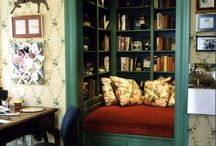 Bookshelves and Nooks / by Melody Bolam