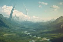 Matte Painting / by The Moving Circus