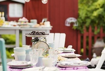 Outdoor Dining / by Jennifer Lutz