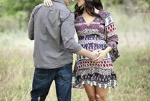 Maternity Picture Ideas / by Cortney Burris